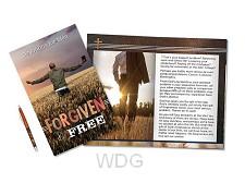 Pen/Devotional Set Forgiven & Free