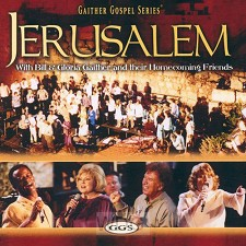 Jerusalem Homecoming (CD)