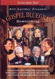 A Gospel Bluegrass Homec. Vol. 2 (DVD)