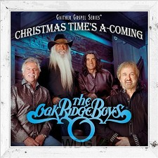 Christmas Time's A-Coming (CD)