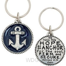 Round with Anchor