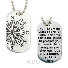 Compass - For ?I know - Jer 29:11