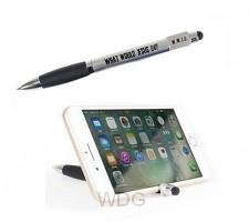 WWJD pen zilver