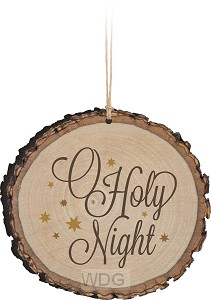 O holy night - Ornament