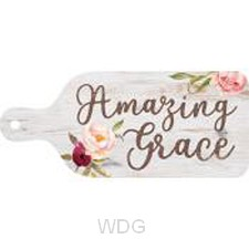 Amazing grace - Bread plate