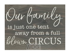 Our family is just one tent away