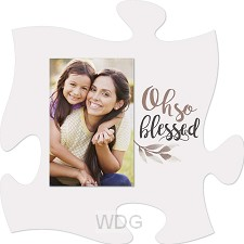 Oh so blessed - Photo 5 x 7,5 cm