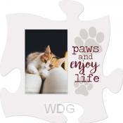 Paws and enjoy life - Photo 5 x 7,5 cm