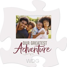 Our greatest adventure- Photo 5 x 7,5 cm