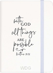 With God all things