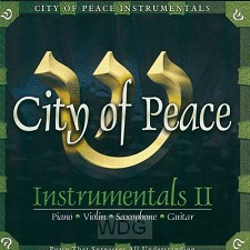 City Of Peace: Instrumentals II (CD)