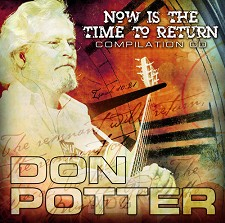 Now Is The Time To Return (CD)