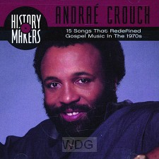 Andrae Crouch - History Makers (CD)
