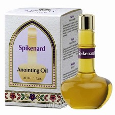 Anointing oil 30ml spikenard