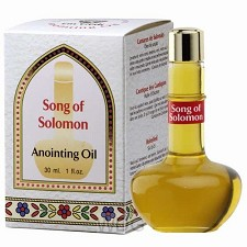 Anointing oil 30ml song of solomon