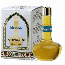 Anointing oil 30ml messiah