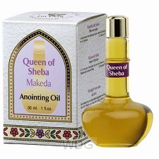 Anointing oil 30ml queen of sheba