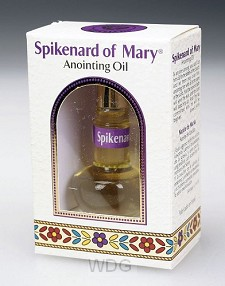 Anointing oil spikeard of mary 8ml