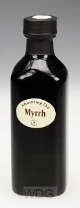 Anointing oil myrrh 125ml