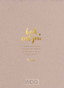Poster opwekking 770 God ziet jou