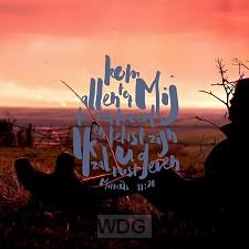 Kaart Bemoediging Matteus 11:28