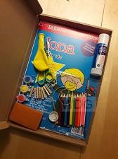 Knutselboek jona