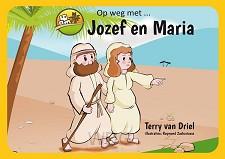 Op weg met Jozef en Maria vertelplaten