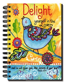 Delight yourself in the Lord - 96 pages