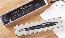 Pen black I thank God for you