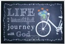Life is a beautiful journey - Bike