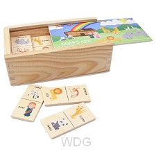 Noah's Ark - Domino game