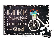 Life is a beautiful journey with God