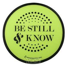 Be still - Frisbee/Hand fan in pouch