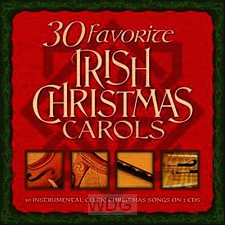 30 Favorite Irish Christmas Carols (2-CD