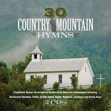 30 Country Mountain Hymns (2CD)