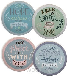 Coaster set rachel anne