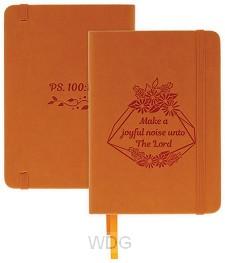 Pocket journal make a joyful noise