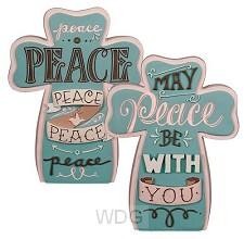 Cross peace