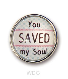 You saved my Soul