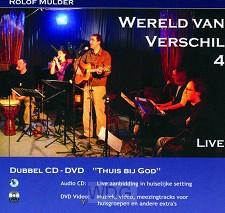 Wereld Van Verschil - 4 (CD + DVD)