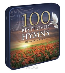 100 Best Loved Hymns (3CD in Tin)