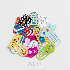 Delight in His day - Designer clips