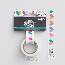 Remind me - Love - Washi tape