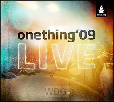 One Thing '09 Live (CD + DVD)