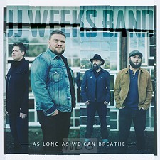 As Long As We Can Breathe (CD)