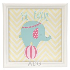 Be brave - Elephant