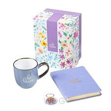 Be Brave - Mug Journal Keyring