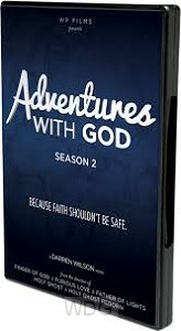 Adventures With God-season 2.(4-DVD)