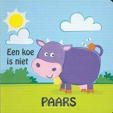 Koe is niet paars