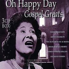 Oh Happy Day - Gospel Greats (3-CD)